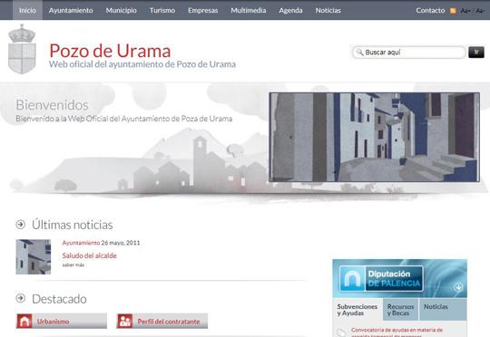 Bienvenidos a la web de Pozo de Urama